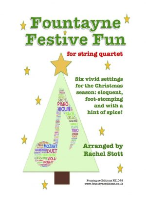 Festive Fun for string quartet