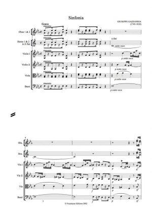 Gazzaniga: I Profeti al Calvario Cantata