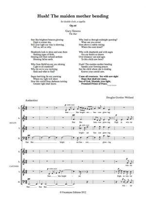 Weiland: Five Motets a capella